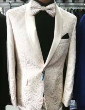 MensPromPaisley~FloralSuits/WeddingTuxedosJacket
