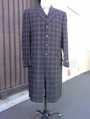 Four Button Zoot Suit for Men