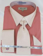 Rose Multi Colorful Mens Dress Shirt