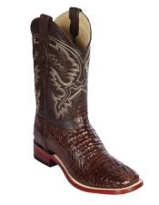 Caiman Hornback Brown