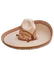 SombrerosCharrosDePajaMiel
