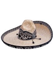 SombrerosCharrosDePajaBlack