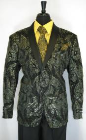 Gold Suit - Perfect for Prom - Church Business