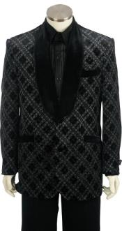 Big and Tall Tuxedo Jacket - Big and Tall