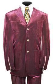 3 Button Suit Classic Fit Athletic