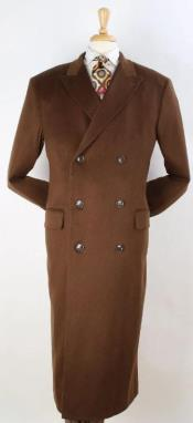 Vicuna - Light Brown Coat - 100% Wool Vicuna