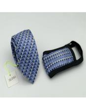 Checkered Double Layer Protective Face Mask And Matching Tie