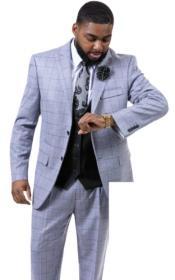 Samuel Fashion Suit Grey