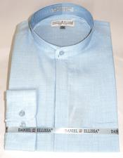 Collar - Mandarin Collar - No Collar Dress Shirt