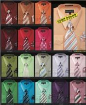 Any Color 4 Dress Shirt For $90 (You Pick