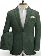 Tweed3PieceSuit-TweedWeddingSuitEmeraldGreen