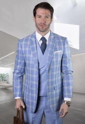 PlaidSuit-WindowpaneSuit+WoolSuit+Blue