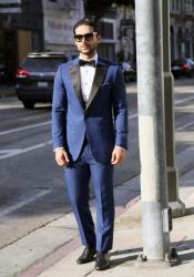 Prom Tuxedo - Wedding Tuxedo Luna