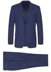 Renoir Marino Slim Fit Suit Style#