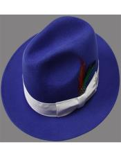 Untouchable Hat - Fedora Mens Hat