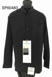 WalkingSuit-LeisureSuit-FashionLongSleeveShirt