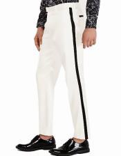TuxedoPants-FlatFrontPantsOff-White