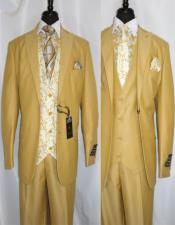 Brand:FalconeSuitsMensSuitSingleBreasted2ButtonSuit