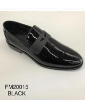BlackFormalShoes-BlackDressShoes-LeatherShoe