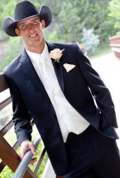 CowboyWeddingSuit-WesternTuxedoIncludedVestandPants