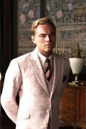 Mens Great Gatsby Leonardo Dicaprio Pink