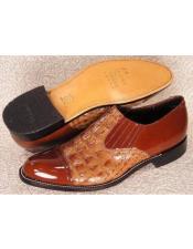 Mens Stacy Baldwin Hornback Slipon Shoes
