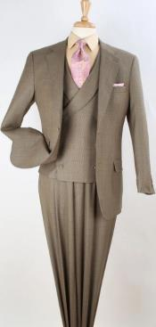 Mens Suit -  100% wool