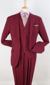 MensSuit-100%wool-ClassicFitSuit