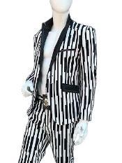 White Suits - 1920s Suits -