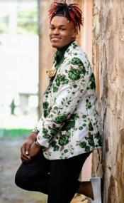 Paisley Floral Sport Coat - Prom