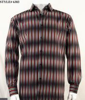 BassiriLongSleeveShirt-CasualFashionDressShirt-