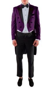 Tailcoat - Tail Tuxedo - Fashion