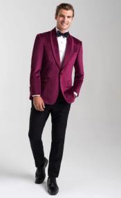 Velvet Blazers - Velvet Tuxedos -