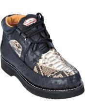Zapato para Hombre Piel Pitón