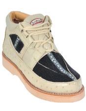 Zapato para Hombre Piel Mantarraya y