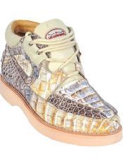 Zapato para Hombre Piel Caiman