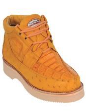 Zapato para Hombre Piel Caimán y