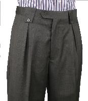 WBS291 Leonardo Valenti Wide Leg Pant 1920s 40s Fashion