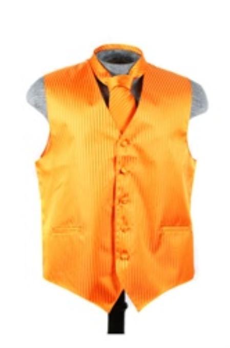 Tie Set Orange