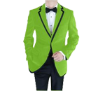 Green Tuxedos