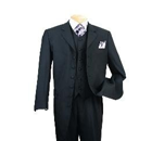 Simple Black Formal Suits